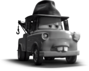 Mater private eye martin (tow mater)
