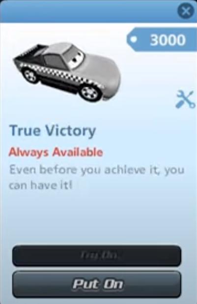True Victory