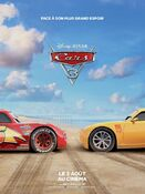 Cars 3 French Poster 01
