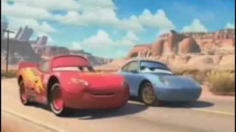 Cars commercials