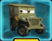 Sarge Cars 2 Icon