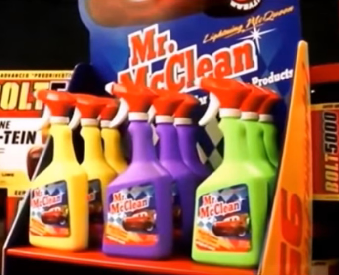 Mr. McClean