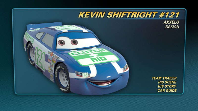 Kevin Shiftright