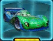 Carla Veloso Cars 2 Icon