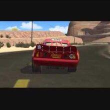 Cars Mater-National Championship - Cutscene 30 (Version F)