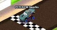 Sparkscar