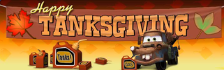Tanksgiving Party