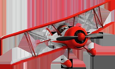 Propwash Junction Biplane