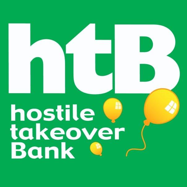 Hostile Takeover Bank