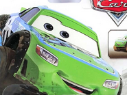 Bobby Mud Racing artwork