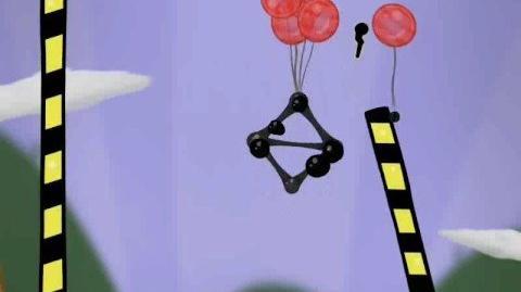World Of Goo 1-05 OCD Flying Machine (16 Seconds)