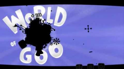 World of Goo Easter Egg - Title Screen Balls