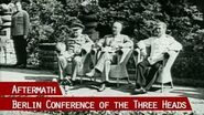The Potsdam Conference - When the Cold War began