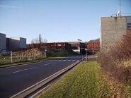 440px-Syddansk Universitet Odense fra oest