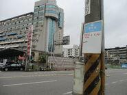 新竹市體育場站站牌 (2019-12-18)