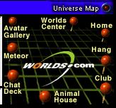 Universe Mini Map