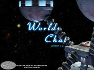 Worlds Chat CD Cover