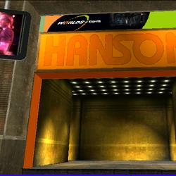 Hanson World & Stage