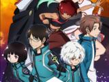 Anime/Fugitive Arc