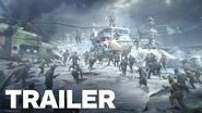 World War Z (PS4) Cinematic Gameplay Trailer