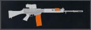 Classic Battle Rifle Lv 4 Icon