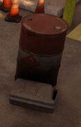 Used Gasoline Barrel