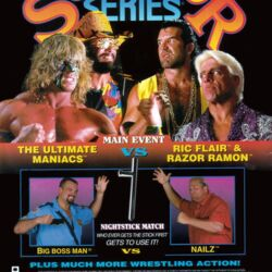 1992 pay-per-view events