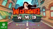 Worms WMD - Trailer