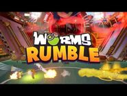 Worms Rumble - Release Date & Open Beta Trailer!