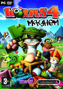Worms 4- Mayhem PC boxart