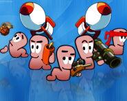 Worms Artwork