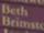 Beth Brimstone