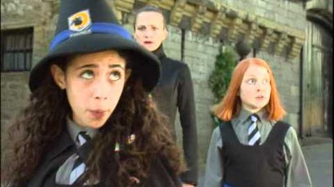 """""""The Confidence Trick"""" Part 3 - The New Worst Witch"""