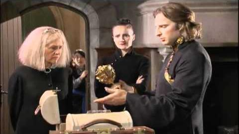 """""""Trick or Treat"""" Part 1 - The New Worst Witch"""