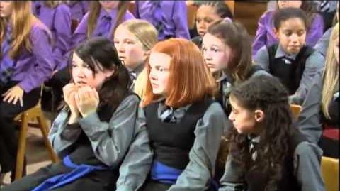 """""""The Visitors"""" Part 2 - The New Worst Witch"""