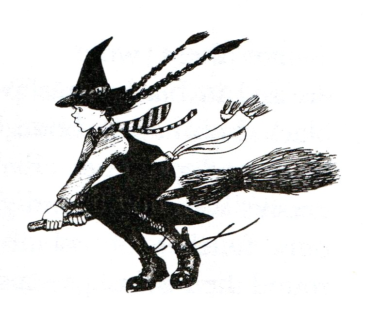 Broomstick The Worst Witch Wiki Fandom