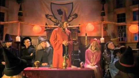 """""""Trick or Treat"""" Part 3 - The New Worst Witch"""