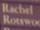 Rachel Rotswood