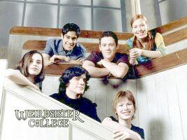 Weirdsister College (TV Series)