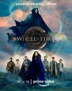 Season 1 poster October 2021