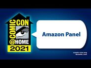 Amazon Panel - Comic-Con@Home 2021