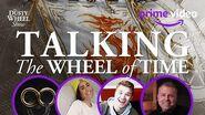 LIVE with Sarah Nakamura & Daniel Greene Talking Wheel of Time TV!