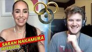 Sarah Nakamura Talks The Wheel of Time Show and Series Opinions!