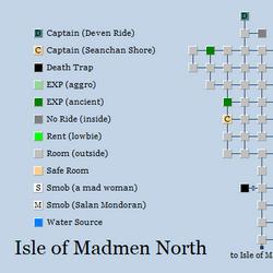 Isle of Madmen North