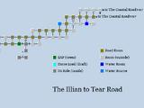 The Illian to Tear Road