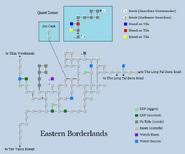 Zone 168 - Eastern Borderlands