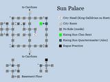 The Sun Palace