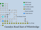 Caemlyn Road East of Whitebridge