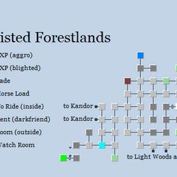 Twisted Forestlands