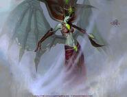 Blood-Queen Lana'thel TCG